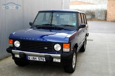 1994 LAND ROVER RANGE ROVER CLASSIC