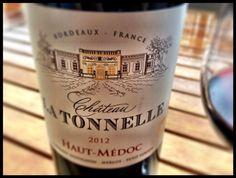 El Alma del Vino.: Domaines Fabre Château La Tonnelle 2012.