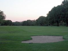Burlington is home to 5 golf courses.