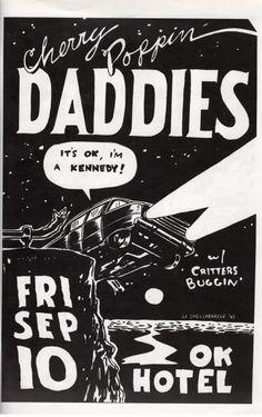 Cherry Poppin' Daddies Wayne Shellabarger