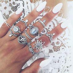 ☽❥ All of them please @bohomoon #boho #jewellery ⋆⋆⋆⋆⋆⋆⋆⋆⋆⋆⋆⋆⋆⋆⋆⋆⋆⋆⋆⋆⋆⋆⋆⋆⋆⋆⋆⋆⋆⋆⋆⋆⋆