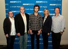 Composer Mark Waters, Killer Tracks' Carl Peel, scoreAscore.com Founder Jordan Passman, Discovery Communications' Pat Weaver and ASCAP's Shawn LeMone