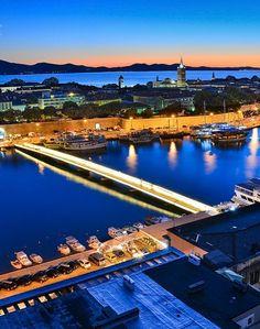 Photo: Marin Šermina Pitton *** ☼ 写真 ஜℓvஜ ✨❁⊰ ~♥~ SU Apr 2018 ~♥~ ⊱⛩☮️☸️ॐ⛩✨❁↠ ஜℓvஜ ☼ Visit Croatia, Croatia Travel, Montenegro, Dubrovnik Croatia, Central Europe, Cool Places To Visit, Strand, Travel Destinations, Beautiful Places