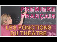 Les fonctions du théâtre - Français Première - Les Bons Profs - YouTube