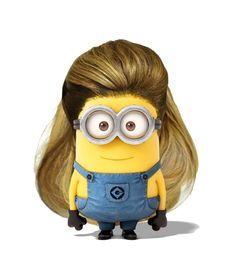 Beyoncé Minion Lol!