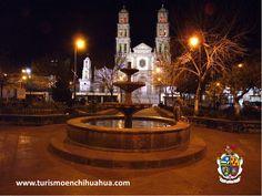 El centro de Ciudad Juárez, tiene lugares muy importantes para el turismo nacional y extranjero como la ex aduana, el Palacio de Gobierno, el Monumento a Benito Juárez, Misión de Guadalupe, la Plaza de Armas, y la Catedral, a pesar de ser muy antiguos, su historia aun perdura por ser de los primeros lugares que se fundaron en Ciudad Juárez. #ciudadjuarez