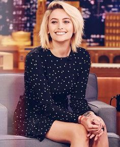Paris Jackson Reveals Some Of Her Firsts On 'The Tonight Show'