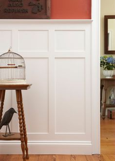 Our classic raised and recessed panel wainscoting is the most authentic available in the industry.