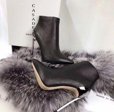 Casadei #heels #boots
