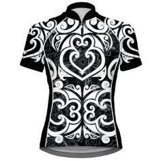 Primal Wear Women s Maori Black Cycling Jersey - MAOMJ60W Ciclismo  Feminino f88182bc8d5