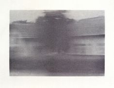Gerhard Richter, Halfmannshof  1968 39.1 cm x 52 cm Editions CR: 16  Offset print on lightweight card