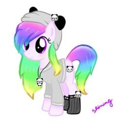 this is my new gaming pony oc she loves to play video games and she likes to make videos with her friends she is not for adoption