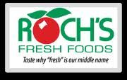 Item Donated: (FOUR) 25.00 Gift Cards.  Description: This family business started 70 years ago and today is still bringing the freshest fruits and vegetables to you.  (FOUR) 25.00 Gift Cards to Roch's Fresh Foods. Donated By: Roch's Fresh Foods.  Value of Item: 100.00.  #BBBPTO #auction