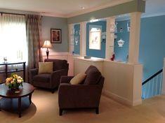 Split Foyer decor   5,022 split foyer Living Room Design Photos