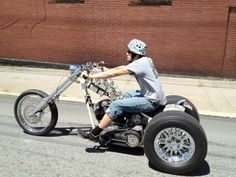 Chopper trike by I Trike Bikes, LLC Itrikebikes.com