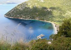 Stavros beach - Ithaki island, Greece