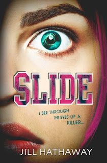 Book Review: Slide by Jill Hathaway // Paranormal Mystery