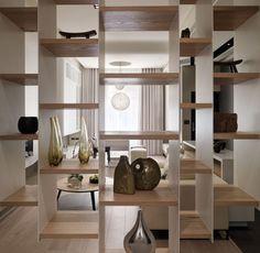Contemporary loft style apartment