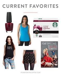 9e79d7d41f Current Favorites - It Starts With Coffee - A Lifestyle + Beauty Blog by Neely  Moldovan