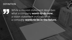Vision  Mission Statements Powerpoint Template  Mission