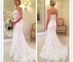 Wedding Dress, Beautiful Wedding Dress, Sweetheart Wedding Dress, White Wedding Dress, Lace Wedding Dress, Popular Wedding Dress, Crystal Wedding Dress, Long Bridal Gown for Women
