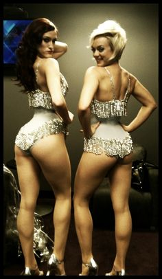 Burlesque is an amazing avenue to build body confidence! Stand tall, love yourself and have fun