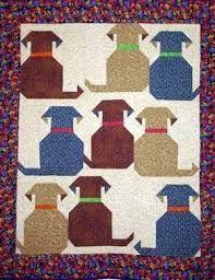 """Résultat de recherche d'images pour """"modeles de chiens pour patchwork"""""""