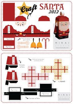Craft Santa