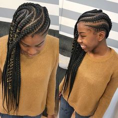 1000+ African American Braids Hairstyles You Must Slay