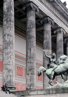 Karl Friedrich Schinkel, hiepler, brunier, · Altes Museum