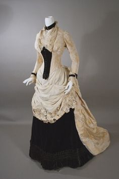 """Van Dyke Gown.  Possibly from an eBay sale, but it's been #1 on my """"to do someday, once I'm good enough!"""" list for the longest time."""
