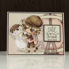 Craftybit: From Paris with Love