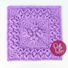 Meet square 12 of the Stardust Melodies Crochet Along – Honeysuckle Rose. This sweet little square uses techniques we've already covered in previous squares from the crochet along so sh…