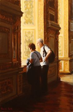In the Gilded Hall by Pauline Roche