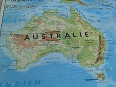 Australie Melbourne, Sydney, Ayers Rock, Colour Board, Australia Travel, Beautiful World, My Dream, Places To See, Tasmania