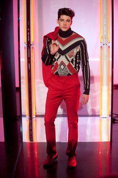 JEAN PAUL GAULTIER AUTOMNE-HIVER 2013-2014 Paris Paris, Autumn, Fall Winter, Jeans, 2013, Footwear, Jean Paul Gaultier, Men Dress, High Fashion