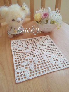 Miniature crochet square doily 6 cm, dollhouse crochet tablecloth, dollhouse miniature white small doily micro crochet by MiniGio Crochet Motifs, Granny Square Crochet Pattern, Crochet Blocks, Crochet Diagram, Basic Crochet Stitches, Afghan Crochet Patterns, Crochet Squares, Crochet Basics, Crochet Doilies
