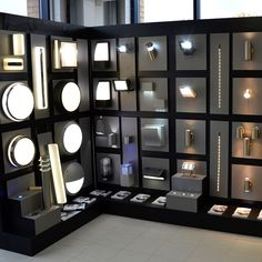 Here are our beautiful lighting showrooms from across the yesss uk branch n Lighting Showroom, Lighting Store, Interior Lighting, Showroom Interior Design, Showroom Ideas, Tile Showroom, Electrical Shop, Retail Design, Stores