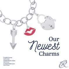 Rembrandt Charms newest charms are here to stay!