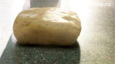 Миндальное тесто с марципаном от videoculinary.ru