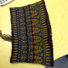 Ravelry: Project Gallery for Oregon Cowl pattern by Alice Starmore
