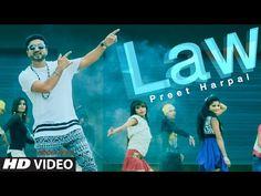 Law Full Video (Official) Preet Harpal | Album: Waqt | New Punjabi Songs - YouTube