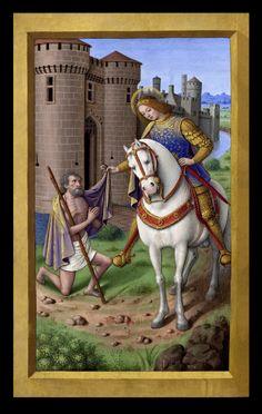 Saint Martin Grandes Heures Anne de Bretagne