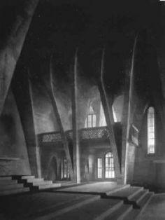 Dominikus Bohm - Gottfried's father - , Pilgrimage church