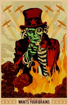 Matt Peppler | Zombie Uncle Sam Returns
