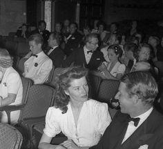 Katharine Hepburn in 1940