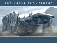 USCSS Prometheus