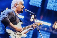 PINO DANIELE last performance - RIP - live music phography