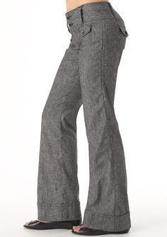 8cf5dbd55c2 Jolt Flap-Pocket Linen Trouser at Alloy  32.90 I need to get some pants that