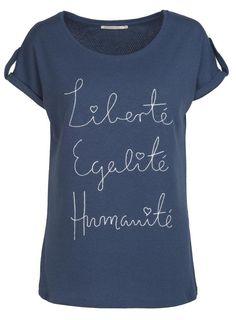 T shirt illustré en coton bio Tommy Hilfiger Blanc Jersey :, 100% Coton biologique, Lavage en machine à 30°C   Melijoe